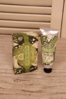 Lily of the Valley lotion and soap