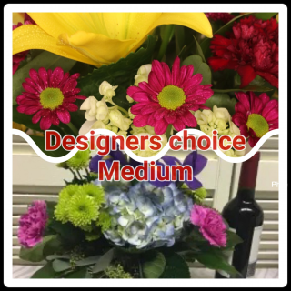 Designers choice Spring medium