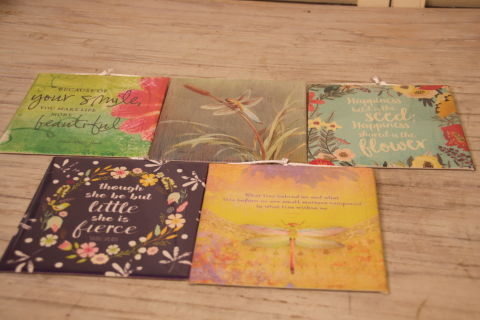 Thumb tack  greeting cards