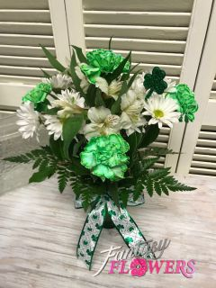 St Patricks Centerpiece