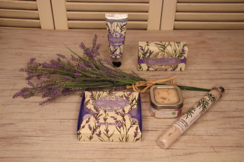 Lavender Relax package