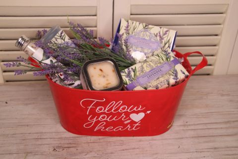 Lavender relax package Pick up or Delivery