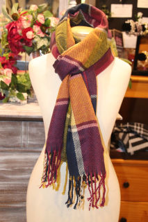 Super soft scarf