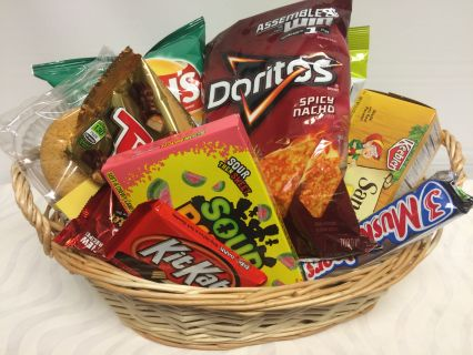 Sweet & Salty basket