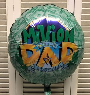 Dads balloon