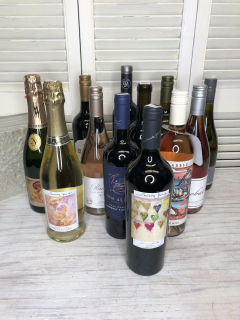 Wine when you need more! 12 bottles